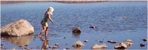 Swimming in Lake Superior (About Us)