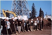 South Pier Inn Ground Breaking (About Us)