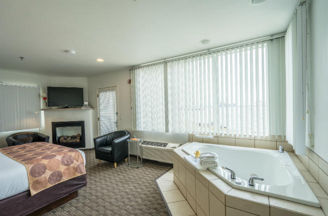 Handicap Accessible One Room Suite