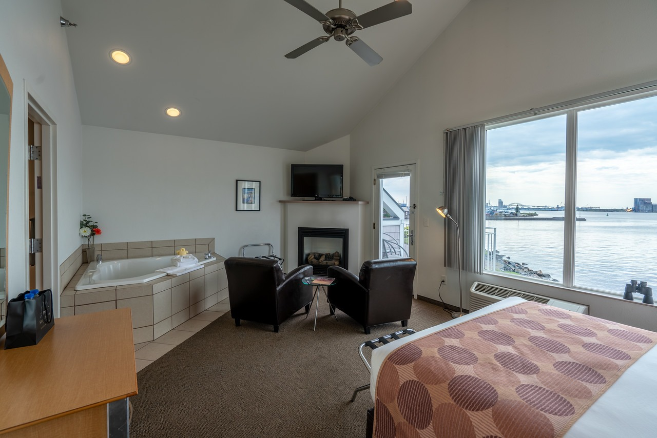 Harbor View One Room Suite